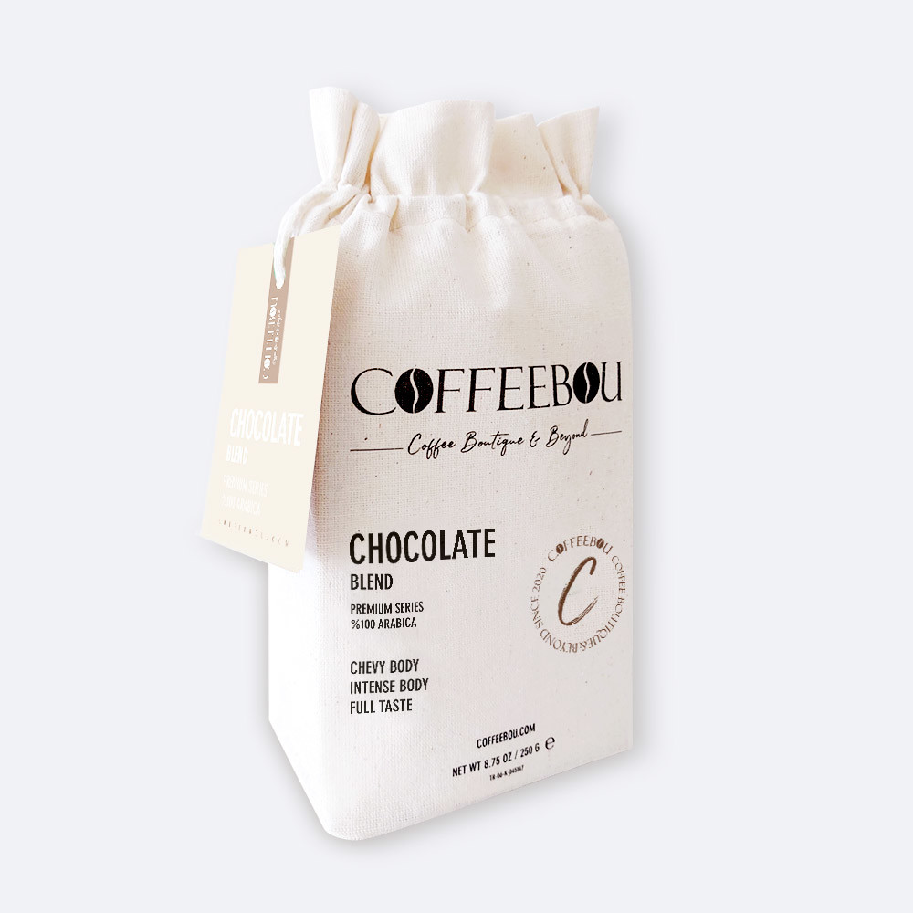 Coffeebou Chocolate Blend Kahve