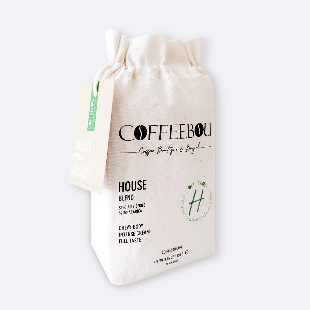Coffeebou House Blend Kahve