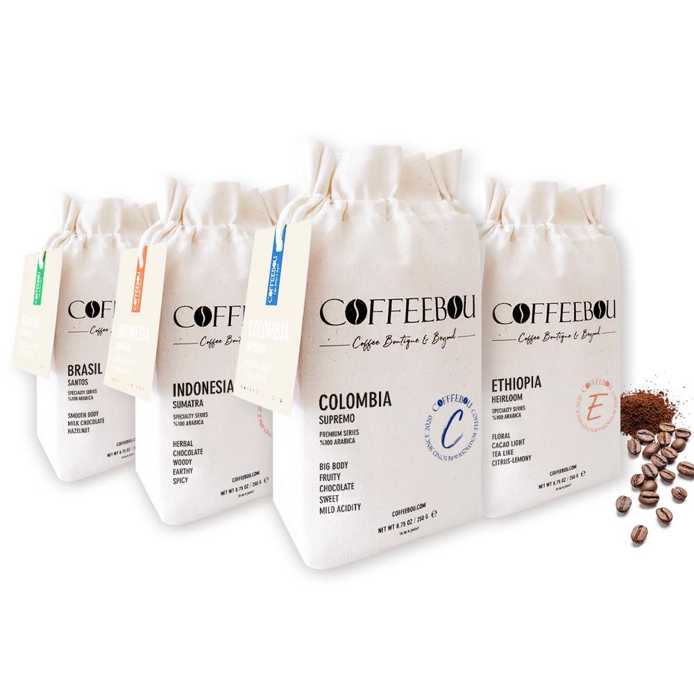 Coffeebou Filtre Kahve Tanışma & Hediye Seti