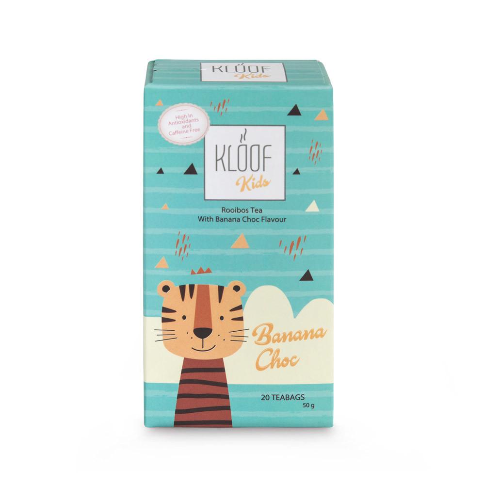 Kloof Kids Muzlu ve Çikolatalı Roybos Çayı 50 gr
