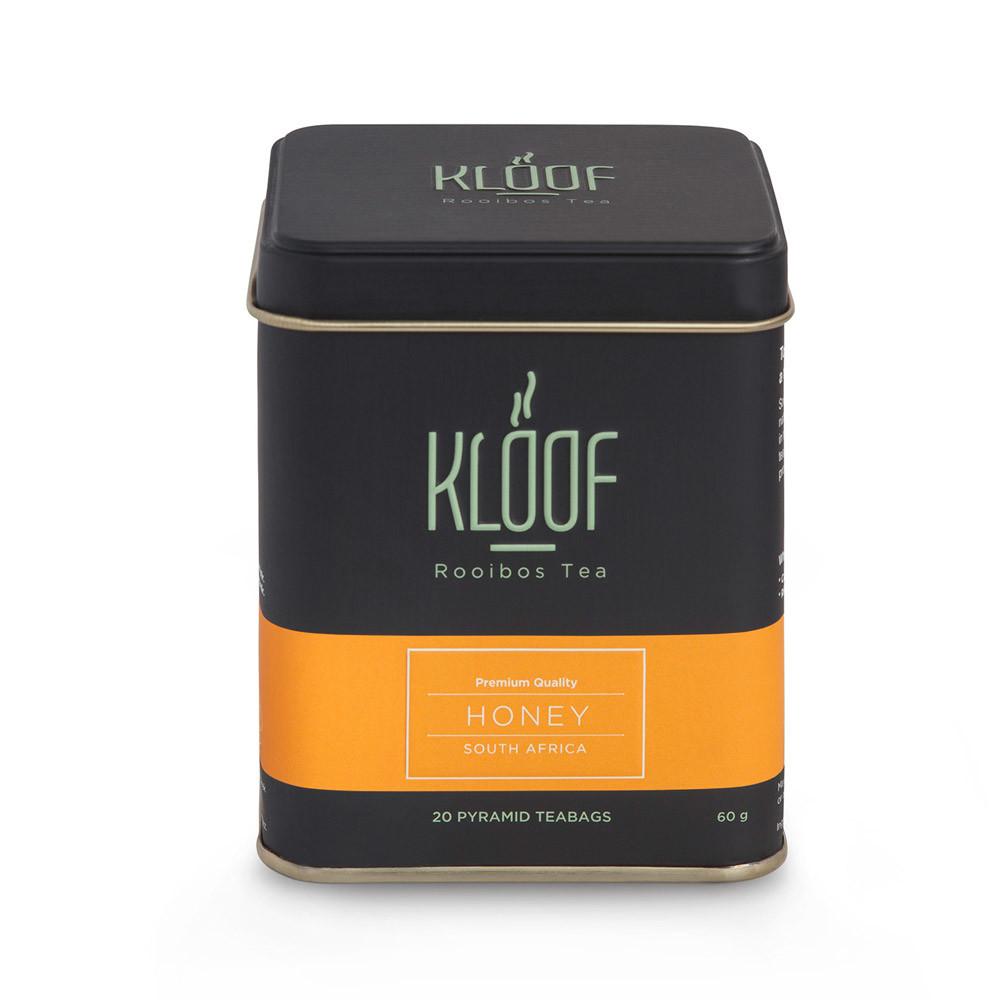 Kloof Rooibos Tea Bal Aromalı Roybos Çayı 20'li