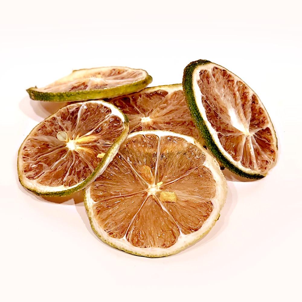 Tropiquru Atıştırmalık Dilimlenmiş Kurutulmuş Limon 100 G