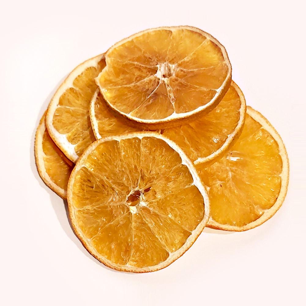 Tropiquru Atıştırmalık Dilimlenmiş Kurutulmuş Portakal 100 G