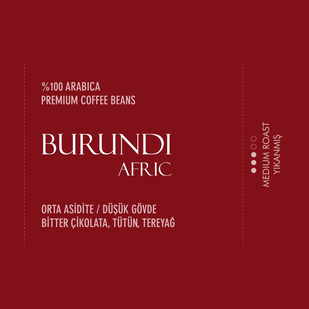 Burundi Afric