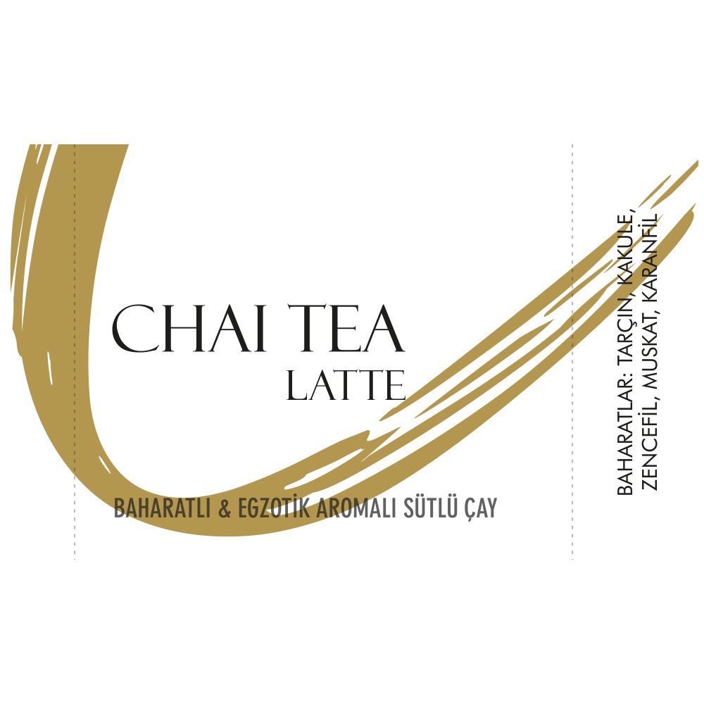 Coffeebou Chai Tea Latte