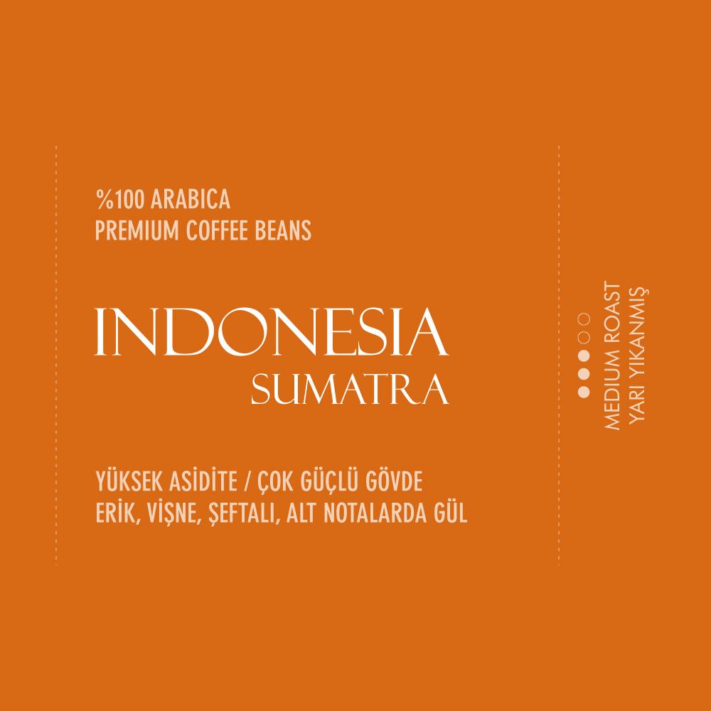Coffeebou Indonesia Sumatra Kahve