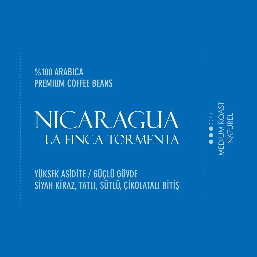 Nicaragua La Finca Tormenta
