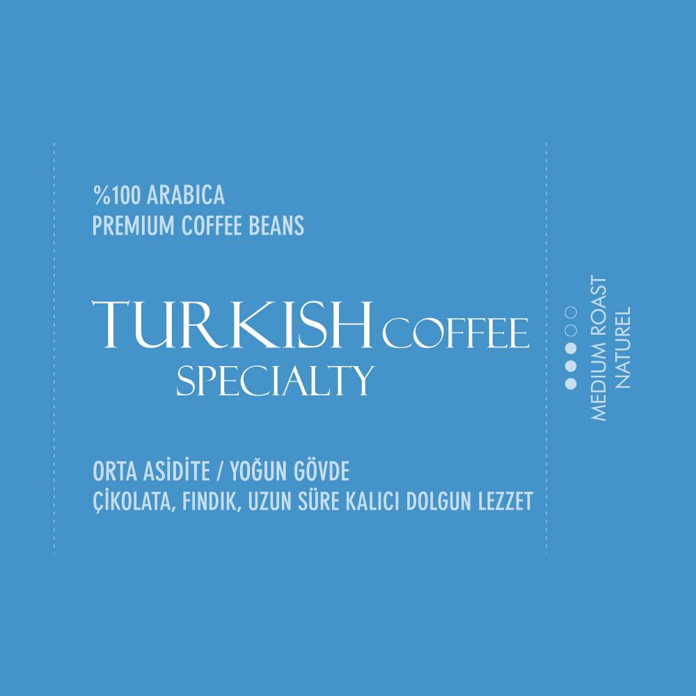 Coffeebou Specialty Türk Kahvesi